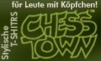 ChessTown - Stylische T-Shirts für Leute mit Köpfchen